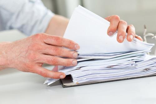 Conserver les documents d entreprise bien o bureau - Tri papier administratif ...
